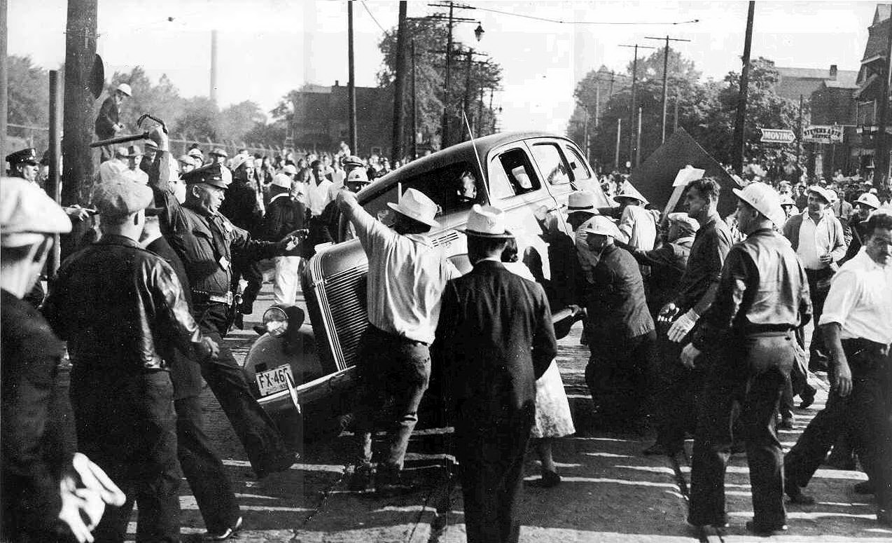 1937 labor-strife-in-Cleveland