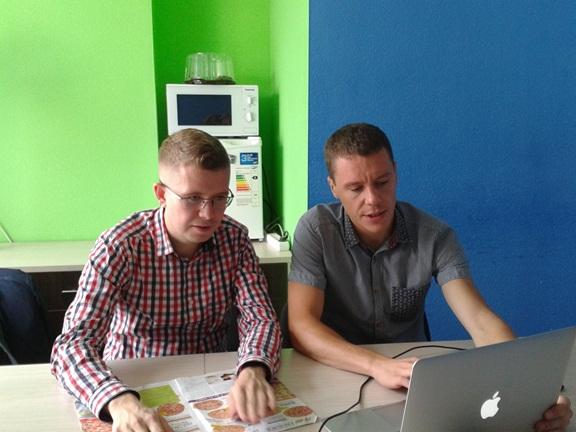 Фёдор и Андрей