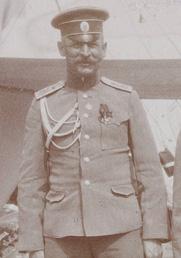 Генерального штаба РИА генерал-лейтенант Евгений Константинович Арсеньев