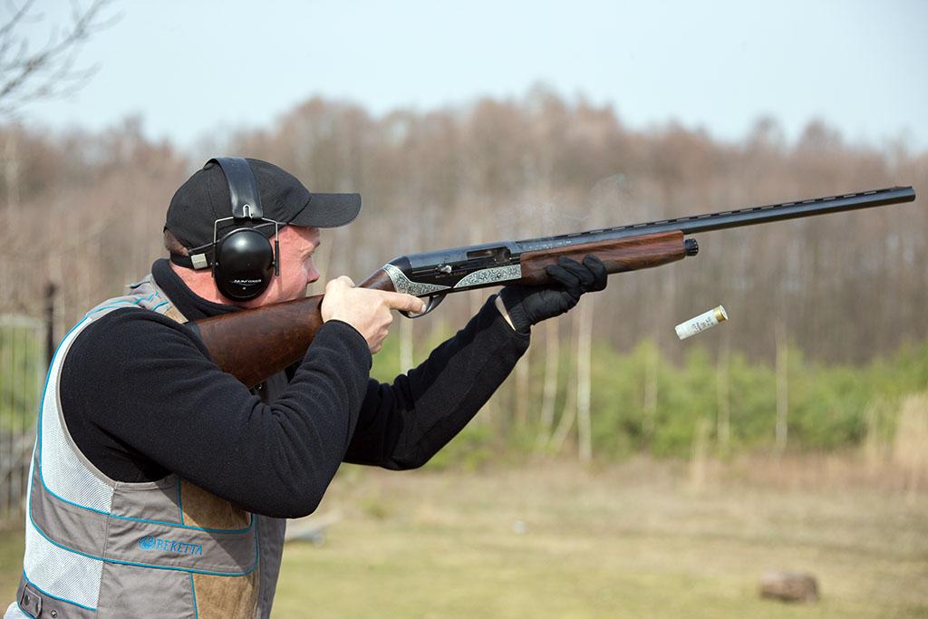 Пристрелка ружья пулей фото
