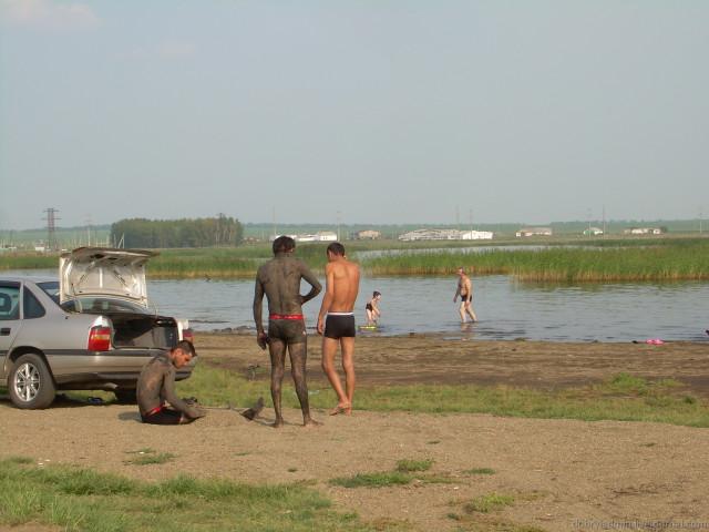 Озеро Мулдак-Куль