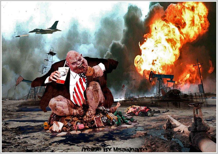 почему на украине война