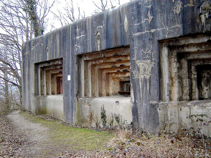 Бесславная эпоха бельгийской фортификации