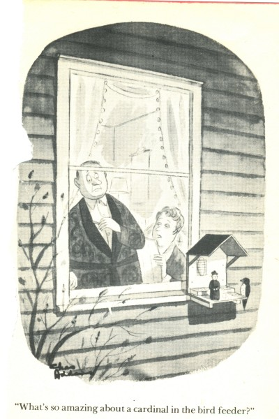 Time For Some Charles Addams Dr Hermes More Retro Scans