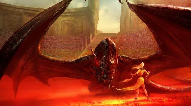 capa a dança dos dragões