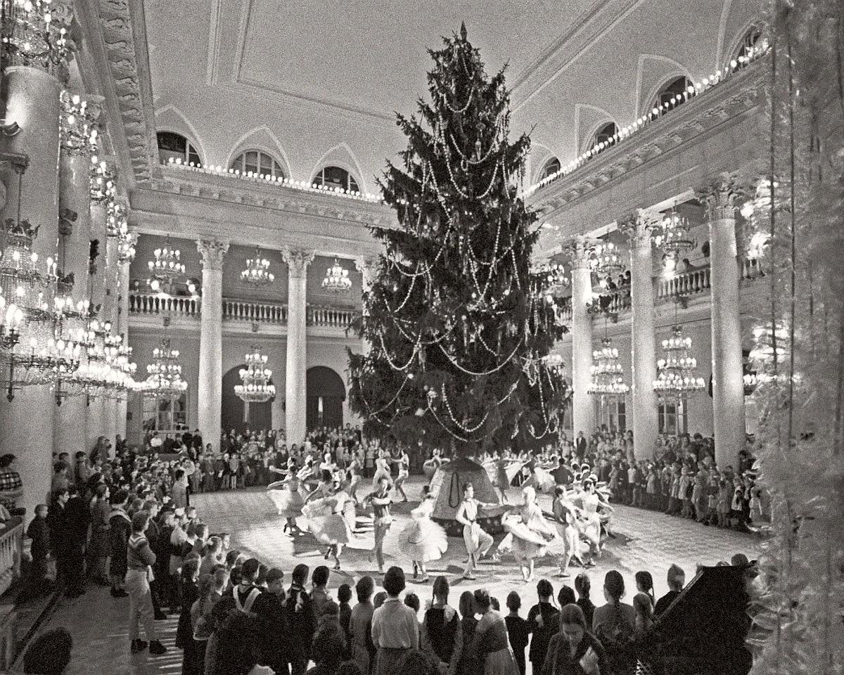 Колонный зал, 1963