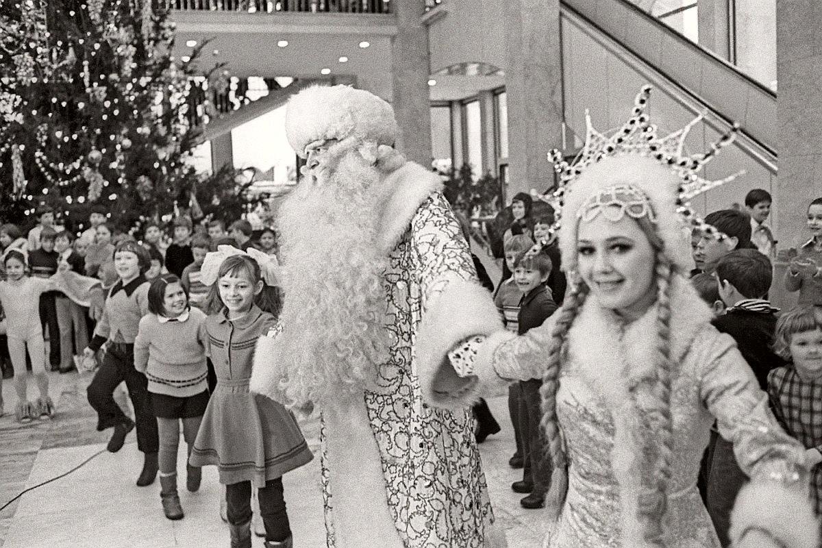 Кремлевский дворец, 1977