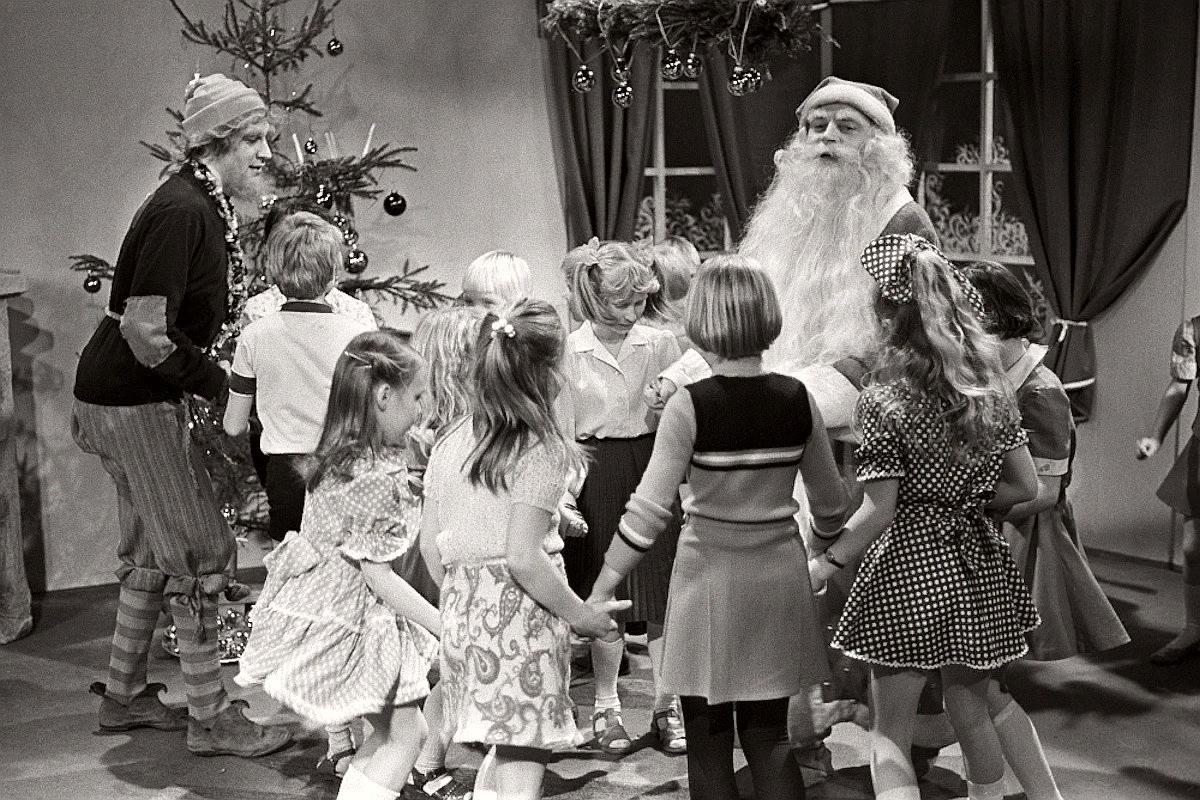 Новый год на эстонском телевидении, 1982