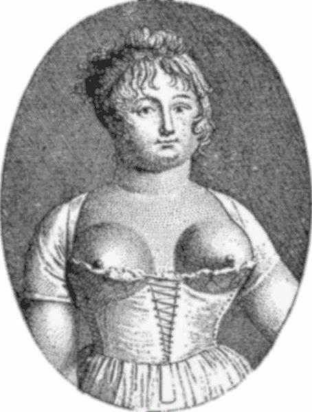 Корсет, 1808