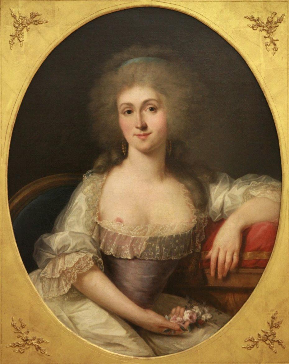 Мария-Тереза де Савой Кариньян, княгиня Лпмбаль