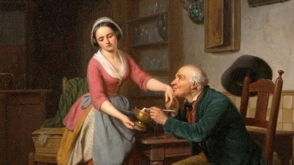 Базиль де Луз, Старый дамский угодник