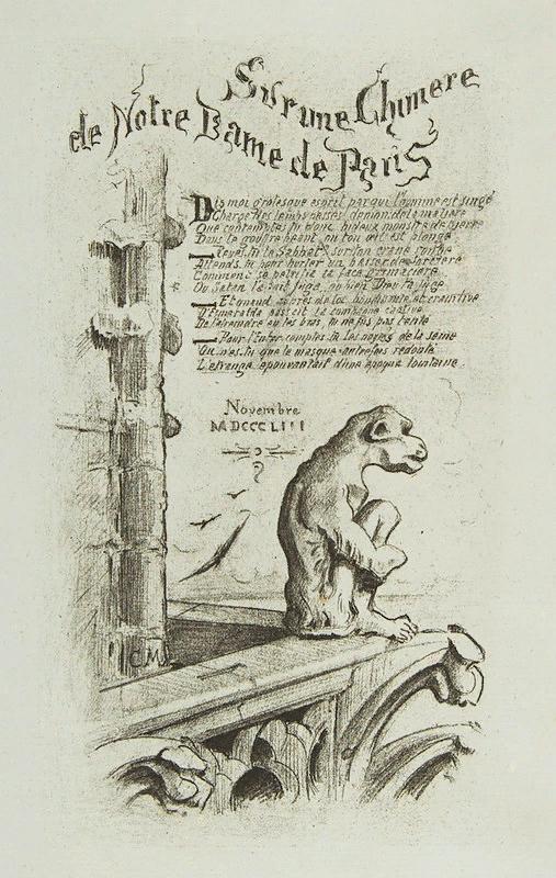 Шарль Мерион. рис. 1853