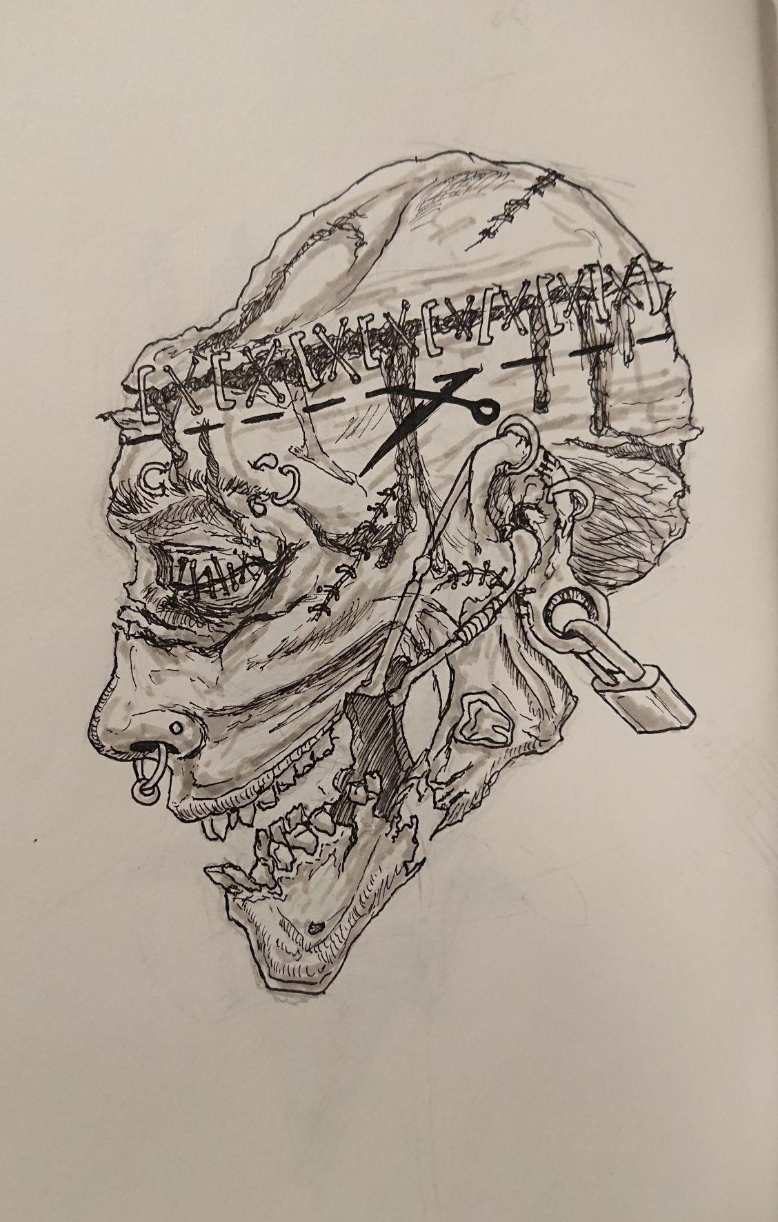 С.Марченко. Зубы мудрости
