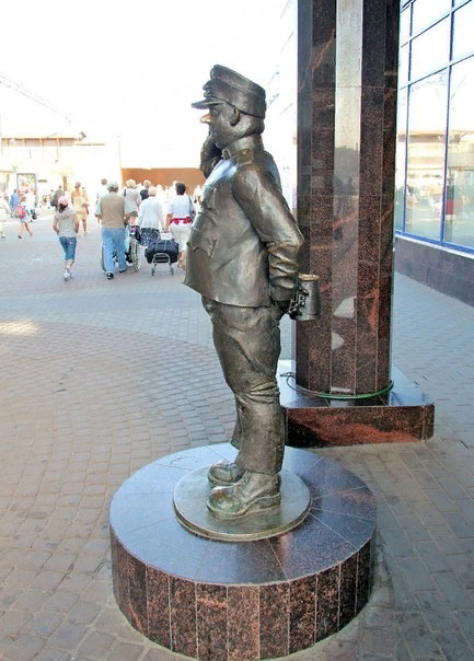 Бравый солдак Швейк. Санкт-Петербург