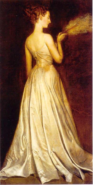 А. де Ла Гандара. Мадам Пьер Готро.