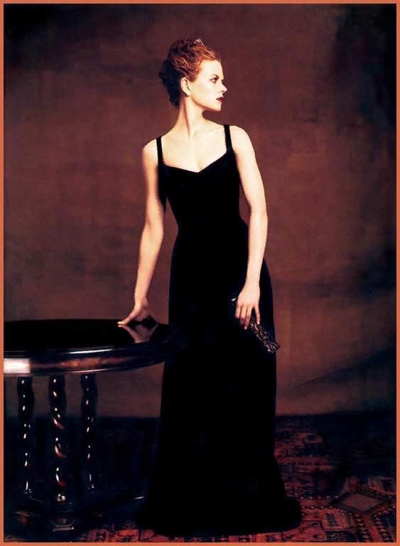 Николь Кидман в образе В.Готро