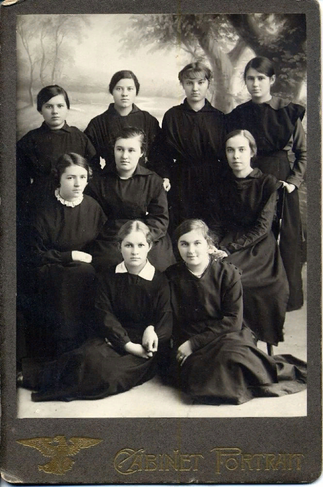 Кыштым, 1917