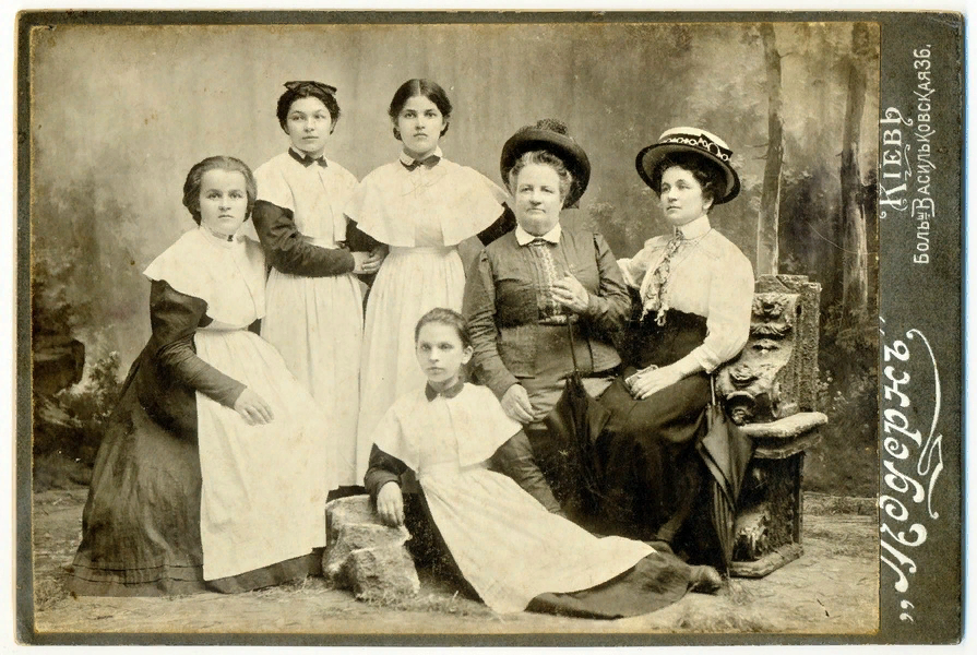 Киев, 1909
