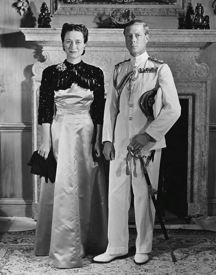 Уоллис и Эдуард. 3 июня 1937