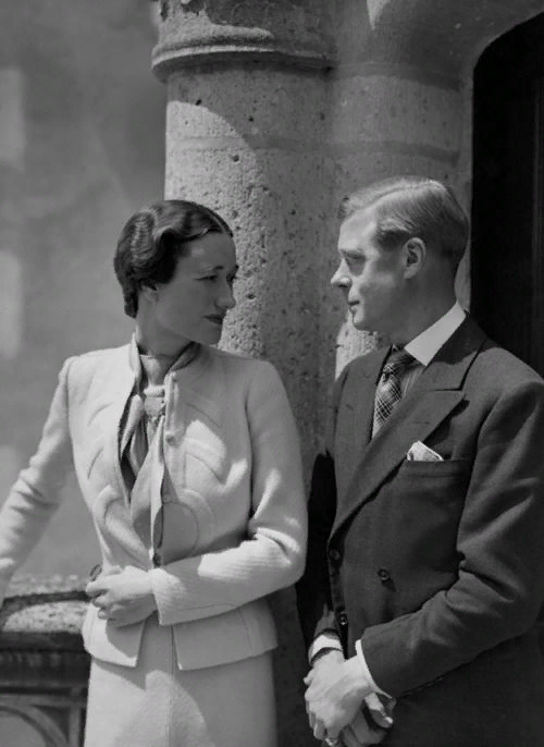 Герцог и герцогиня Виндзорские.  1937