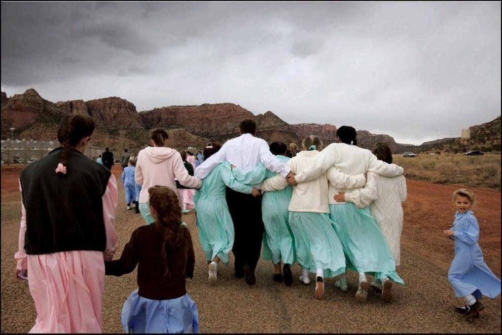 Мормоны в США