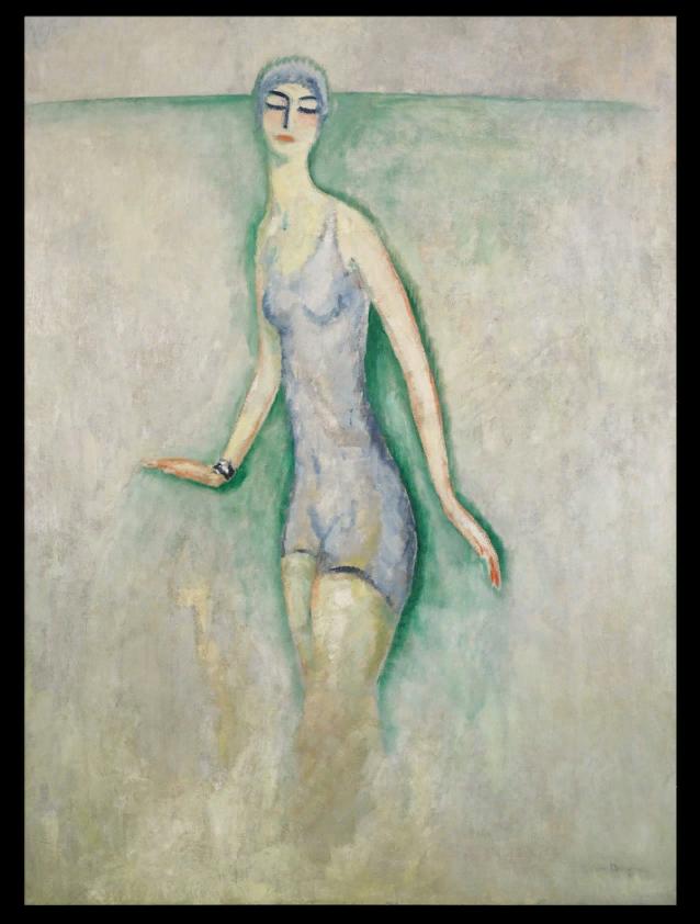 Кес ван Донген. Купальщица. 1911.