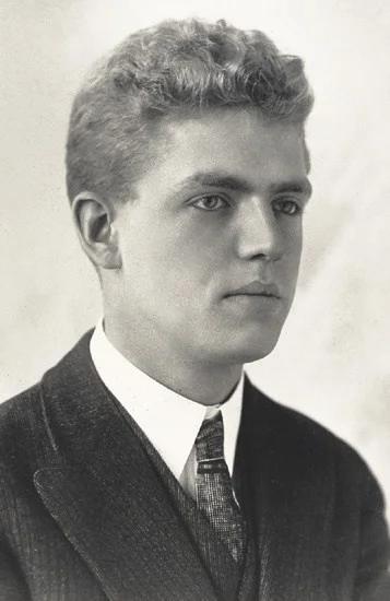 А.Кинзи. 1916