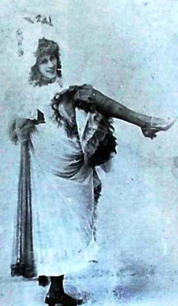 Жанна Авриль. ок. 1894.