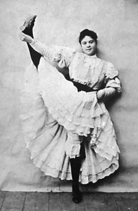 Лили Жамбе-ан-эйр.