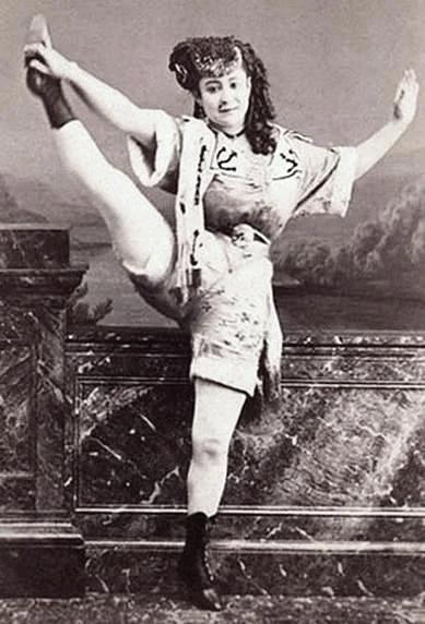 Жозефина Дюрвенд по прозвищу Финетт.