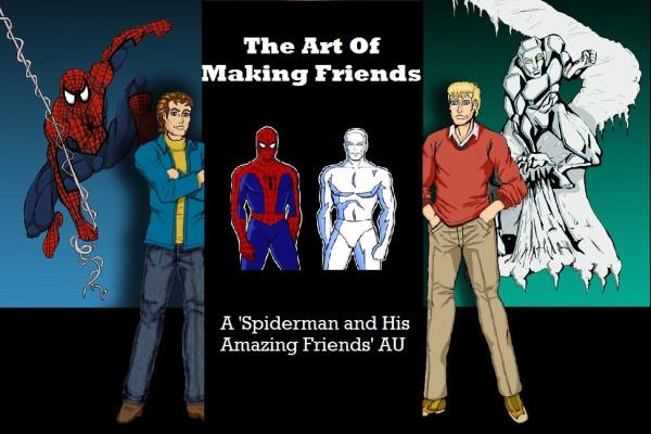 The Art Of Making Friends - dodger_sister