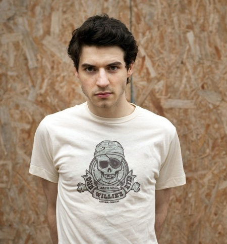 One Eyed Willy Shirt model