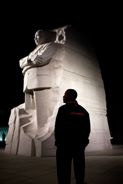 Obama - Martin Luther King Jr. - Pete Souza
