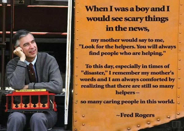 Mister Rogers - Helpers