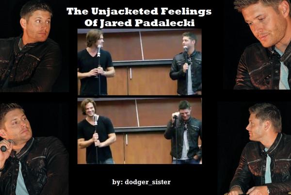 The Unjacketed Feelings Of Jared Padalecki