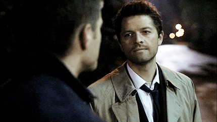 Cas & Dean waiting here for you