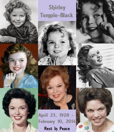 Shirley Temple Black RIP - dodger_sister