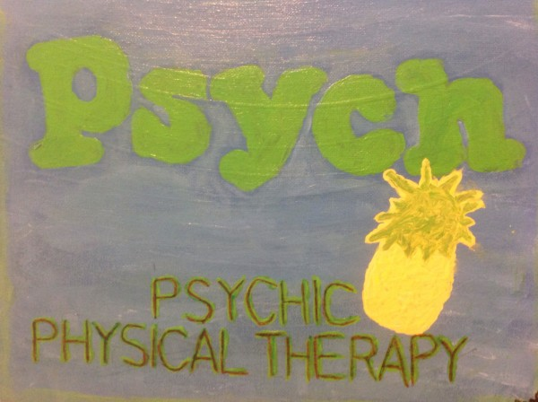 Psychic Physical Therapy - 01