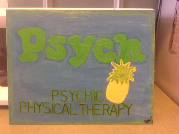 Psychic Physical Therapy - 02