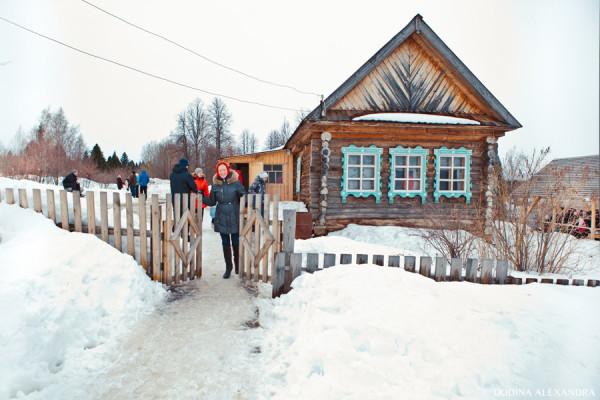 Музей-заповедник Лудорвай