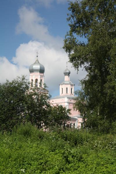 Валдайский храм