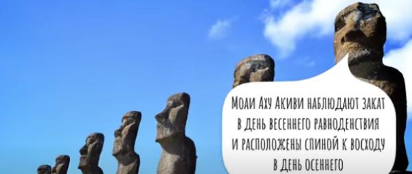 История Острова Пасхи познавательное,Ни на что не намекаю