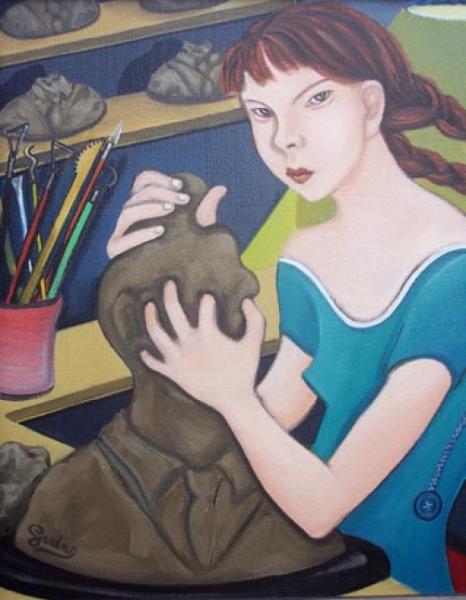 Geneviève Van der Wielen, Картинки