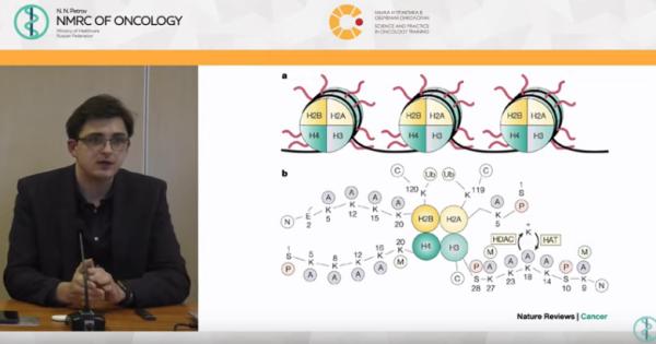 Cancer basics. Ki67 и другие маркеры пролиферации познавательное