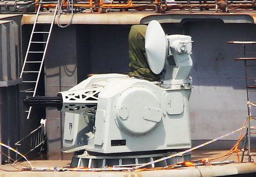 "Китайский ""большой"" эсминец тип 055"