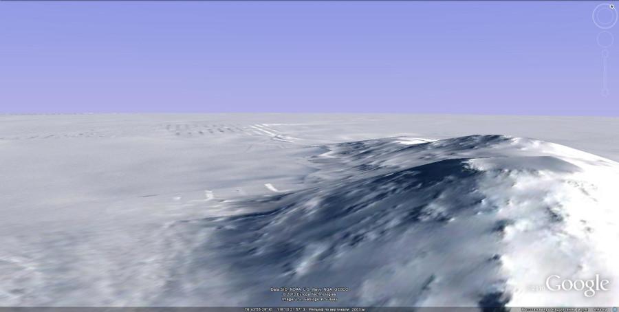 загадки антарктиды