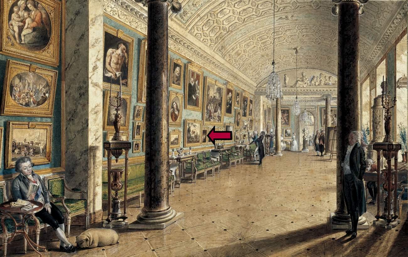 Вид картинной галереи графа А.С ...: www.liveinternet.ru/users/lj_dolboeb/post396289754
