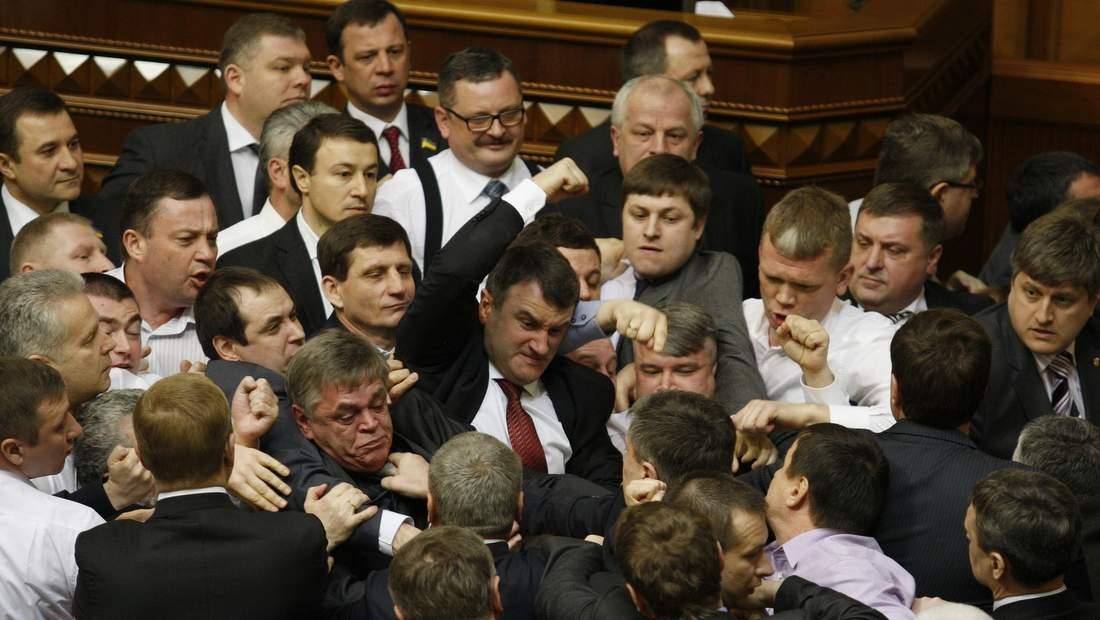 Не надо называть Украину зоопарком. Не стоит оскорблять зоопарк