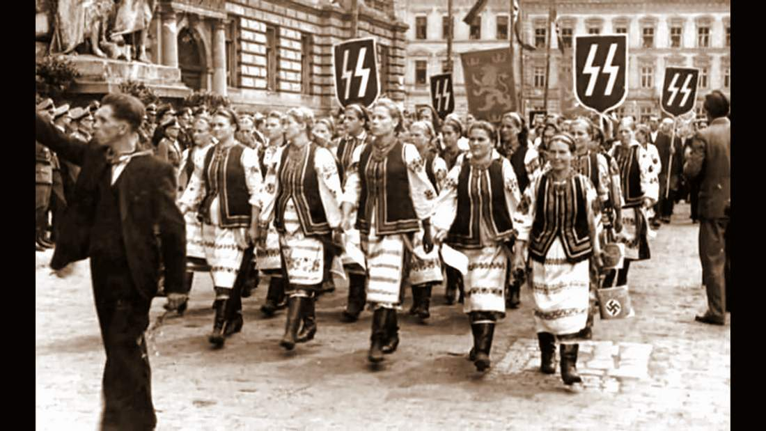 Денацификация. Начнём с Украины
