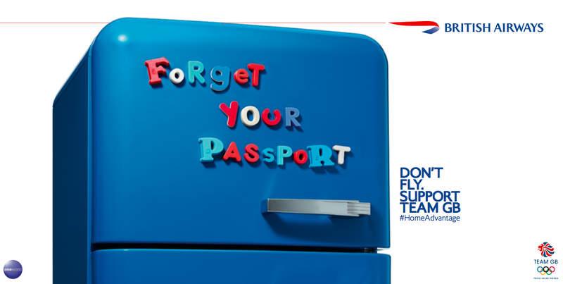 Реклама British Airways